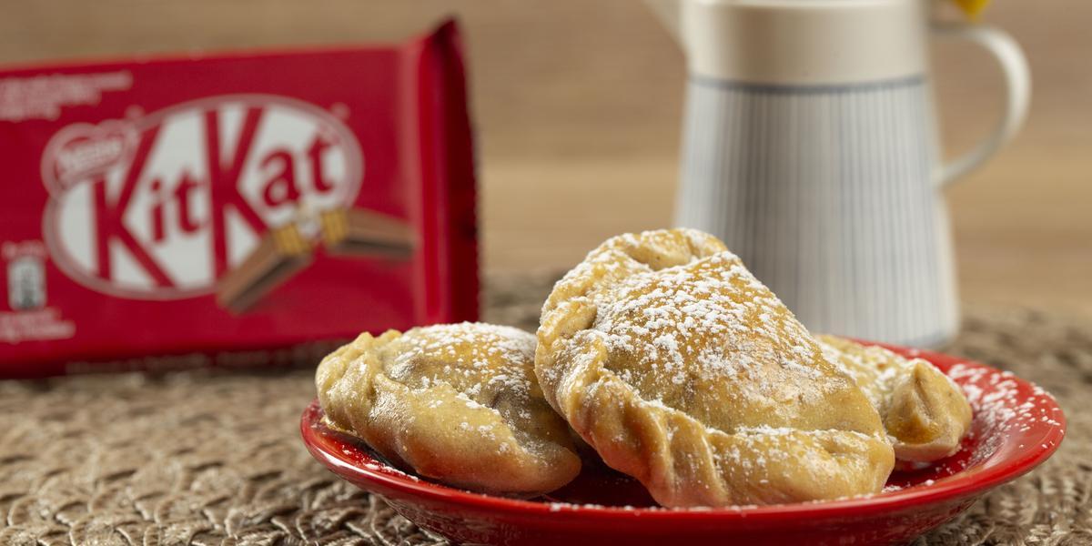 Empanaditas de KitKat