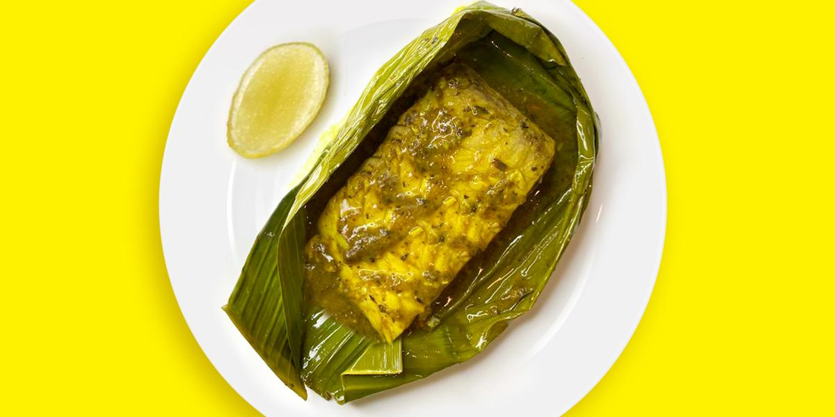 Bombay Spiced Fish