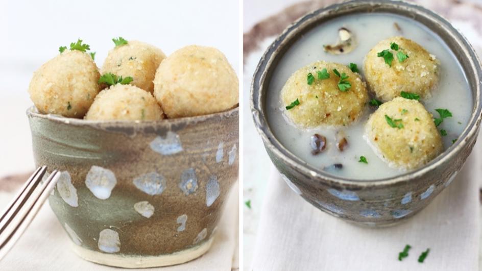 Kulki drobiowe do zup kremowych i nie tylko