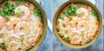 Tajska zupa rybna z curry