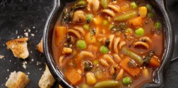 Supa de macaroane