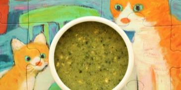 Zupa jarzynowa z bobem
