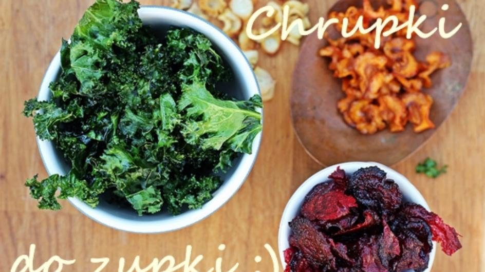 Chipsy warzywne – zdrowe i chrupiące dodatki do zup