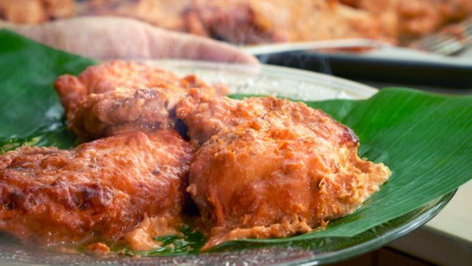 Resipi Ayam Percik Panggang Pedas