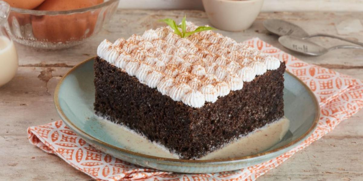 Tres Leches Chocolate