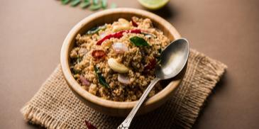 Soya Upma Recipe