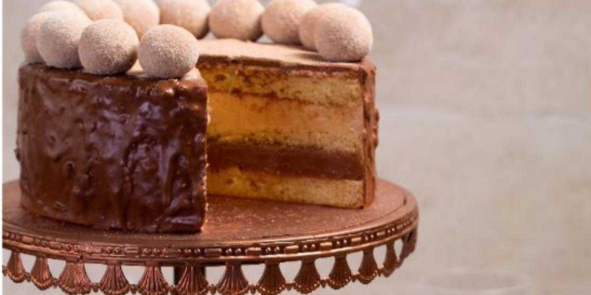 Torta Crujiente