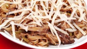 Талиатели с маслинова паста