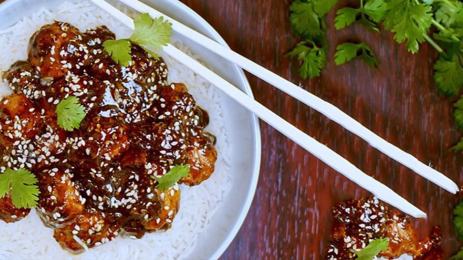 MAGGI Meatball Rice Recipe