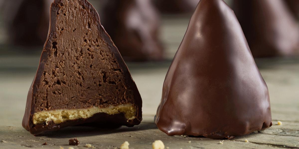Delicioso postre fácil de conitos Kitkat®