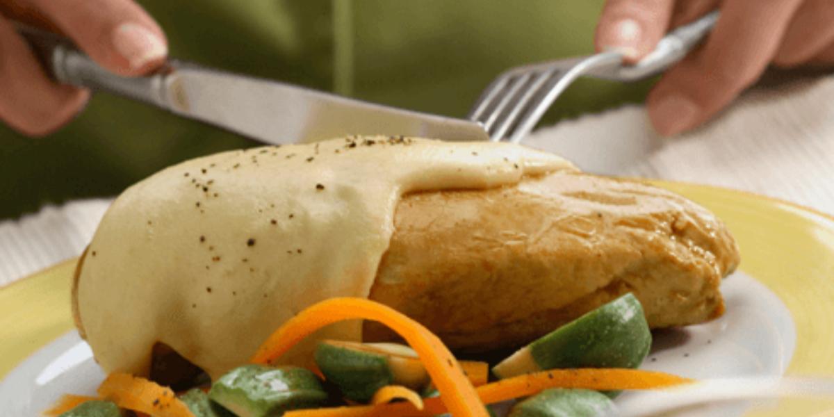 Pollo A Los Tres Quesos Recetas Nestlé