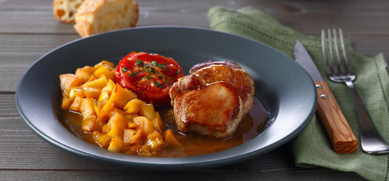 Idée Repas En Amoureux Filet mignon aux pommes rôties | Croquons la vie