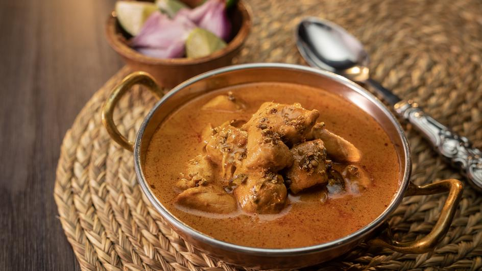 Dhaba Style Butter Chicken Recipe