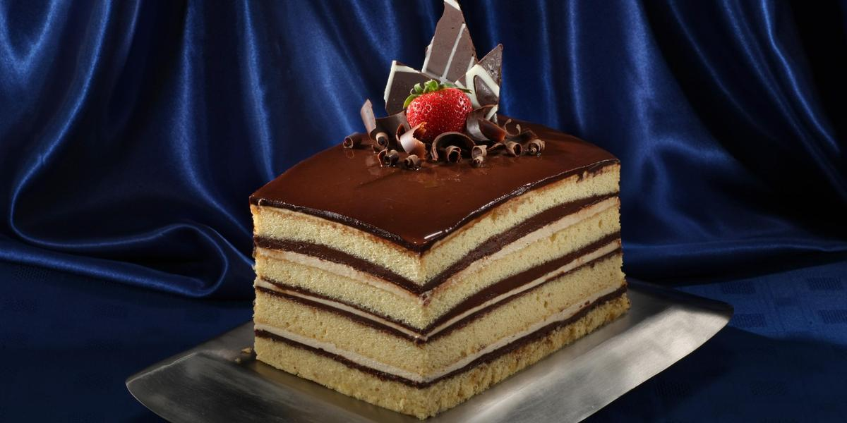 Decadent Opera Cake