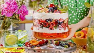 Galaretkowy trifle