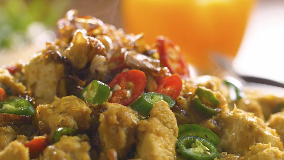 Ayam Goreng Cencalok