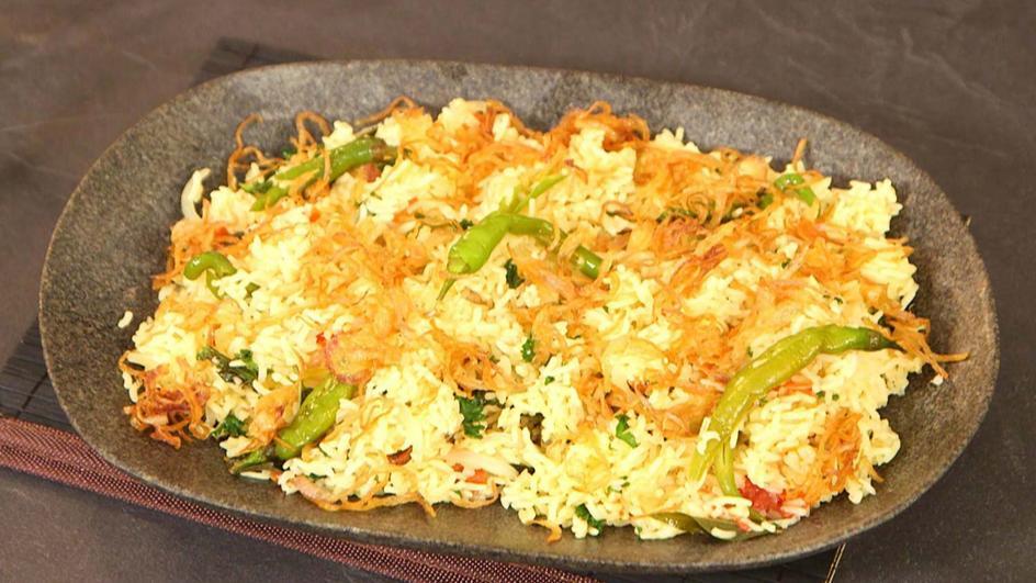 MAGGI Savory Rice Recipe