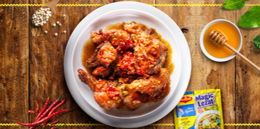 Ayam Goreng Madu Rica-rica