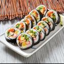 Kimbap - koreanisches Sushi
