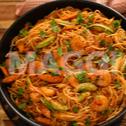Spaghetti Ö la Prawn.