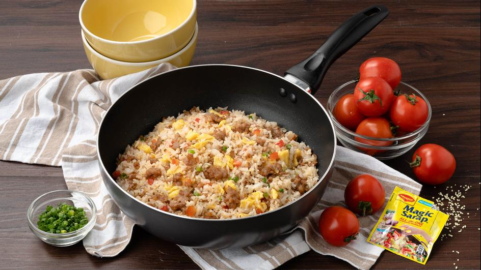 All-in-One Longganisa Fried Rice