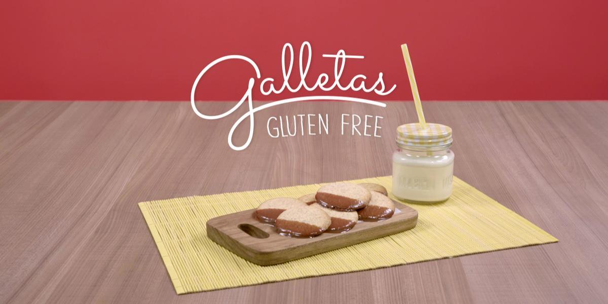 GALLETAS GLUTEN FREE