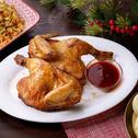 Magical Pinatisang Fried Chicken
