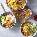 Recept voor nasi met paprika en nasigroenten