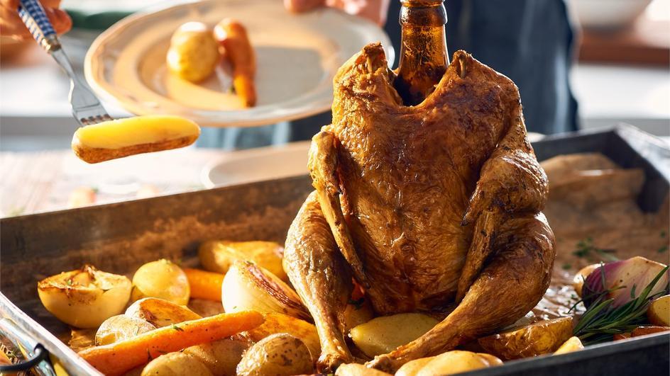 Opilé kuře
