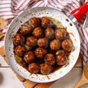 Supreme Adobo Meatballs