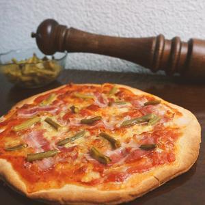 Pizza Bäuerinnen-Art