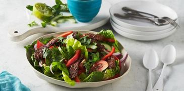Speedy Thai Beef Salad