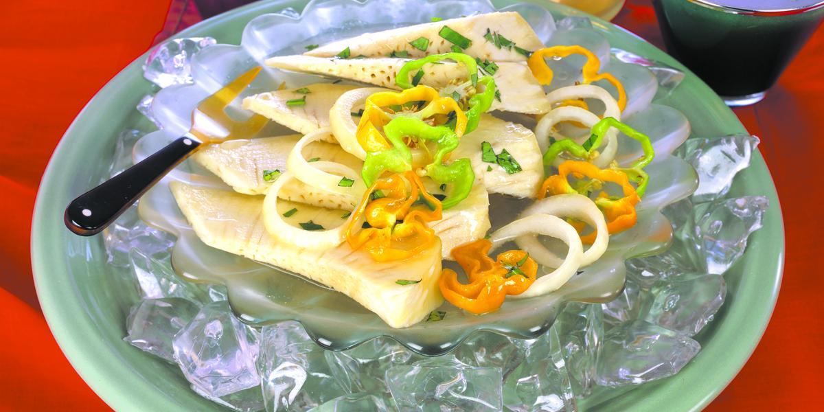 Pickled Breadfruit