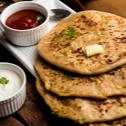 Urlai Roast Paratha Recipe