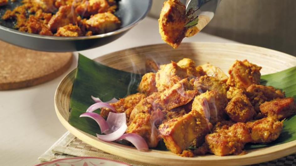 Satay Ayam Goreng Fantastik