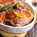 Aromatični komadi piletine
