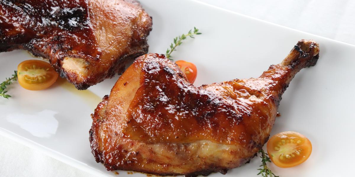 Honey Roasted Chicken