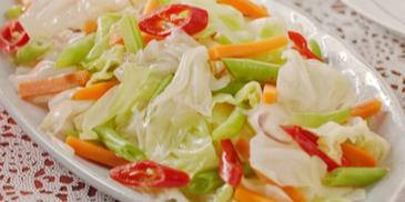 Quick & Delicious Stir-Fried Cabbage