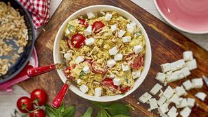 Blitzschneller Couscous-Salat mit Minze