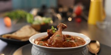 Homestyle Chicken Curry Recipe