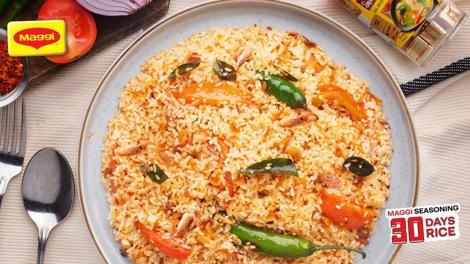 Kooni Tempered Rice