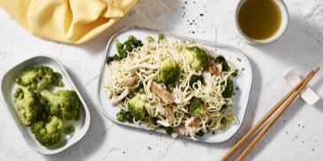 Chicken & Veggie Noodle Stir Fry