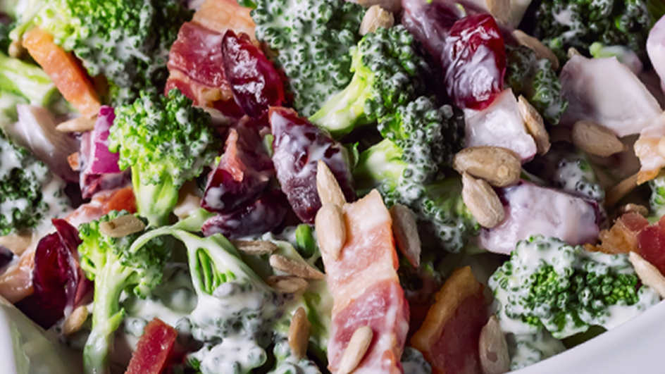 Solata  z brokolijem