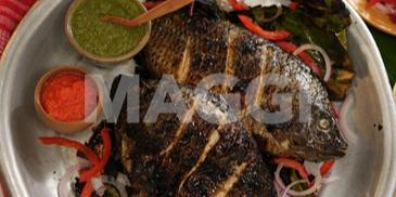 Classic Grilled Fish