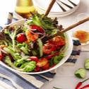 Grilled Prawn Tomyum Salad