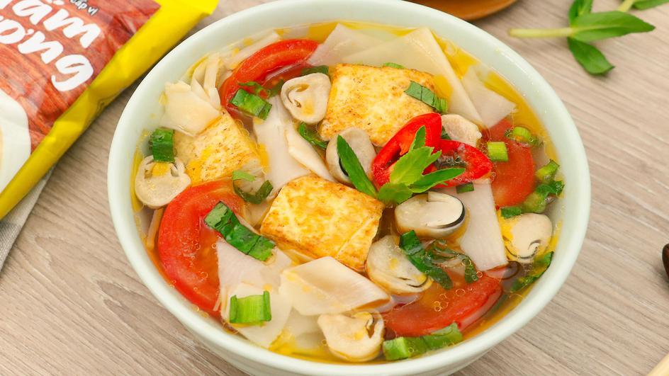 Canh Măng Chua