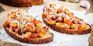 Cheesy Beans on Toast Recipe