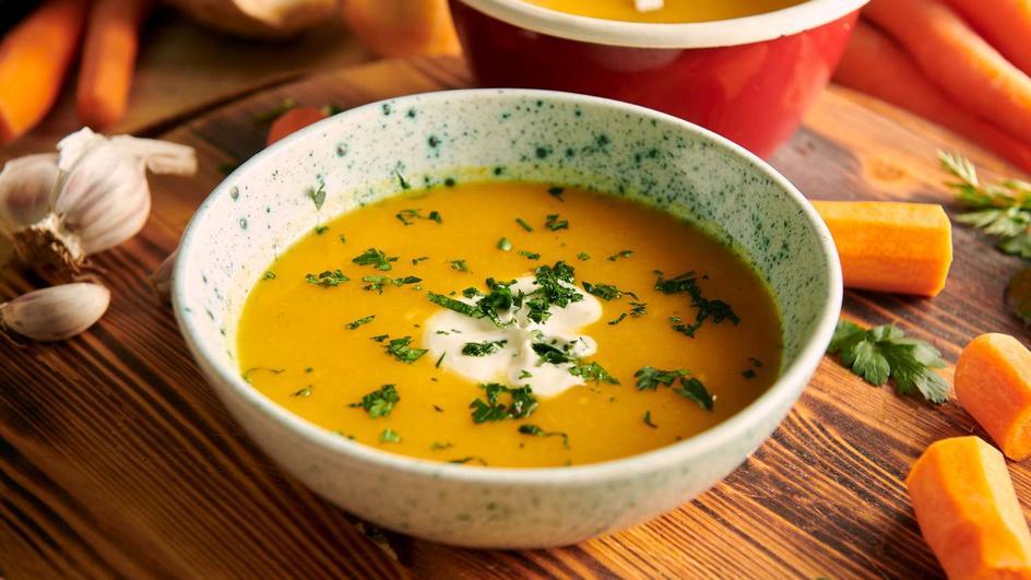 Zupa - krem warzywna