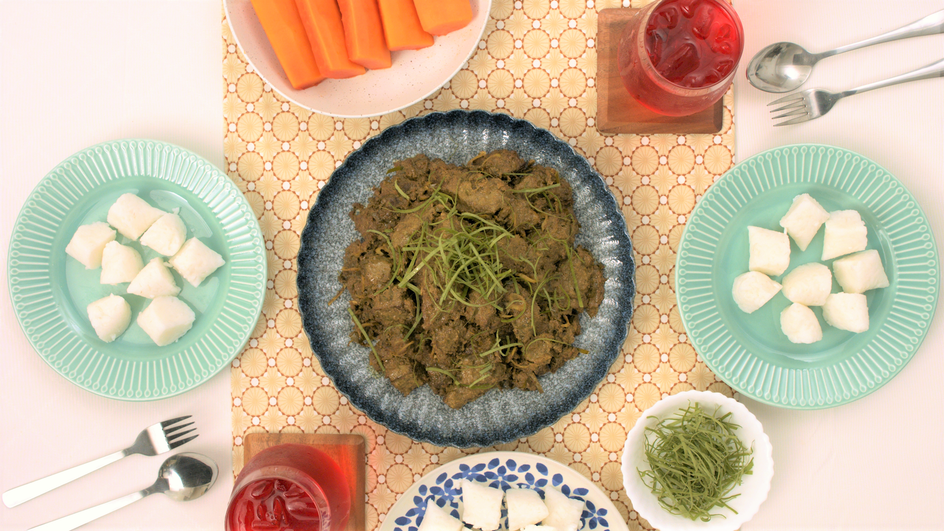 Resipi Rendang Daging Tradisi Bonda
