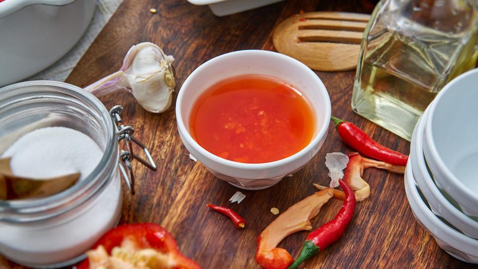 Süß-Sauer-Scharfe Sauce - Naam Jim Priau Wan